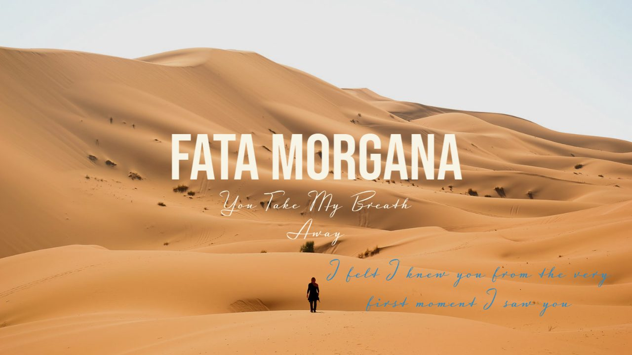 """Welcome to 7minutesonline. Our team is currently working on """"Fata Morgana"""" by Jackie Sand"""